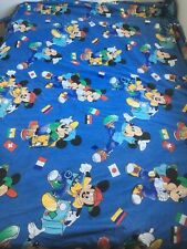 Housse de couette Duvet Cover Mickey C.T.I mickey World Tour Disney cti