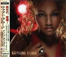 Kat Deluna - 9 Lives - Shakunetsu Japan CD+2BONUS+VIDEO
