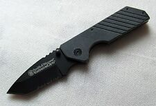 Smith & WESSON EXTREME OPS tanto Lama S & W MONOCOMANDO COLTELLO S & W Pocket Knife