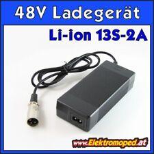 Onderdelen elektrische Scooters 48V 2A lithium-ion 13-voudige laderuitgang 54.6V