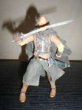 LORD OF THE RINGS - TWO TOWERS ARAGORN ACTION FIGURE 2002 TOYBIZ