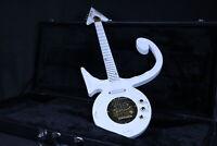 High Quality Prince Electric Guitar TL White Finish Floyd Rose Bridge CNC Made