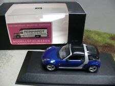 1/43 Minichamps Smart Roadster Coupe blaumetallic