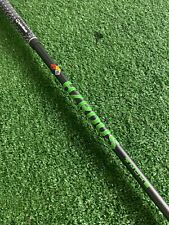 Project X HZRDUS Smoke Green 70g 6.5 Driver Shaft Factory Fitted TaylorMade Tip