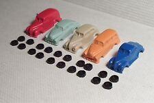 5 Old Era Automobile Car KITS N Scale Vehicles 001