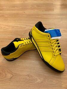 BNWOB Adidas Originals Porsche Design CL Yellow Trainers UK 8 US 8.5 EUR 42 99p