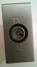 2x BTicino light Tech nt4202d Enchufe TV – socket TV – pizca de TV