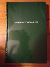ART OF PROLONGING LIFE - By Hufeland. Arno Press.