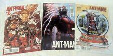 ANT-MAN #1-5, ANNUAL, LAST DAYS (2015,MARVEL) SPENCER, ROSANAS, +VARIANTS, NM