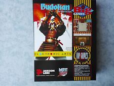Budokan the martial spirit Samurai IBM PC DOS Floppy Big Box Complete Italian