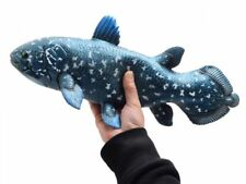 Favorite Coelacanth Vinyl Model Ancient Fish Figure Living Fossil Japan F/S New