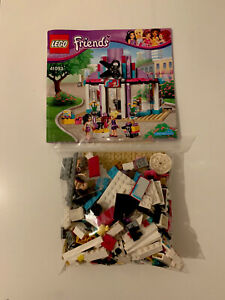 Lego Friends 41093 Heartlake Hair Salon 100% Complete No Box Or Instructions