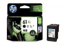 Hewlett-Packard HP genuine ink cartridge HP61XL black increased CH563WA /