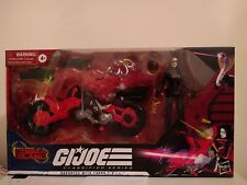 GI JOE CLASSIFIED BARONESS AND COBRA COIL COBRA ISLAND TARGET EXCLUSIVE