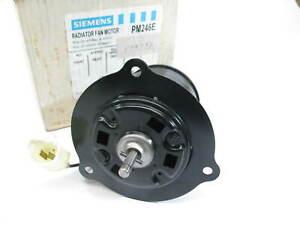 Siemens PM246E Engine Cooling Fan Motor
