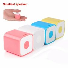 SMART BOX Smallest Mini Bluetooth Music Speaker With Selfie Shutter, Hands-Free