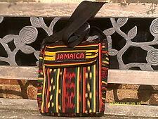 BAG, rasta, Boho, Reggae Cinghia lunga tracolla borsa....