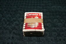 OPC 1972 Canada 6c Candles Sc#606 Bundle of Approx 100 Used