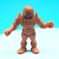 M.U.S.C.L.E. Mattel muscle men wrestling flesh figure #223 Mr Barracuda B hair 2