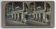 1904 St Louis World's Fair Stereo Card of Nebraska Exhibit (4)