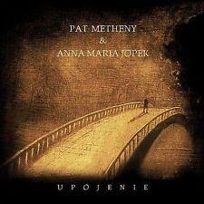 Upojenie by Anna Maria Jopek/Pat Metheny (CD, Oct-2008, Nonesuch (USA))