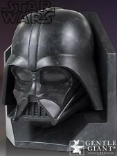 Gentle Giant Star Wars Darth Vader STONEWORKS Faux Marble Bookend New In Stock