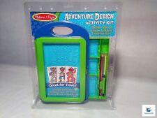 Melissa & Doug Adventure Design Activity Kit #8358 NEW