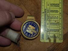 International Harvester promotional 1968 money clip mint is absolutely NIB