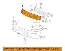 Genuine GM Parts 22714710 Passenger Side Front Bumper Insert Genuine General Motors Parts