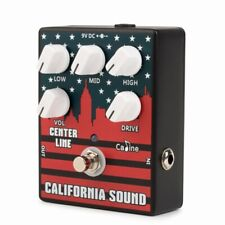 Caline CP-57 California Sound, Mesa Boogie Amp Simulator,Guitar Effects Pedal