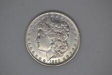 1890-O Morgan Dollar- Broadstruck AU