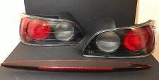 2000-2003 Honda S2000 Rear Tail Light SET OEM Left, Right & Third Taillights