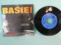 Count Basie, Just Before Midnight, Wash, Basically, Sesac Records AD-77 EP