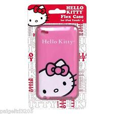 Sanrio Hello Kitty Ipod Touch 4 Flex Case - Pink