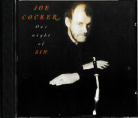 Joe Cocker - One Night of Sin / CD / NEU+UNGESPIELT-MINT!