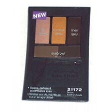 Wet N Wild Beauty Benefits Effortless Eyes Shadow & Brow Kit -  Warm