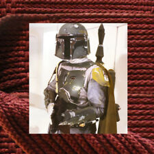 StarWars Boba Fett Costume Prop ESB Rope Belt