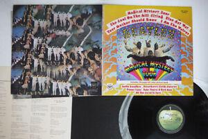 BEATLES MAGICAL MYSTERY TOUR APPLE EAP-9030X Japan VINYL LP