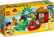 LEGO Duplo 10526 Peter Pan's Visit Jake and the Never land Pirates ReTiReD HTF