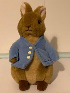 Peter Rabbit Beatrix Potter Vintage Plush Toy Stuffed Animal 22cm