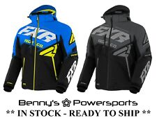 FXR Boost FX Jacket Mens Insulated Removable Liner Snowmobile Winter F.A.S.T.