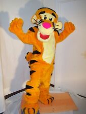 New tiger/ winnie the pooh friend Adult mascot costume /Summer special.