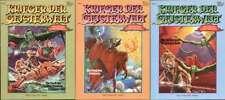 cps KRIEGER der GEISTERWELT Nr. 1 - 3 * John Buscema / Doug Moench *Ehapa* TOP