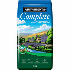 More details for arkwrights complete dry dog food 15kg with chicken active sport working dogs
