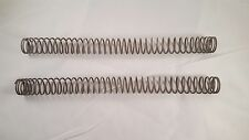 (2) Buffer Springs - Us Made Top Quality - Stainless 17-7