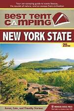 Best Tent Camping: New York State: Your Car-Camping Guide to Scenic Beauty, the