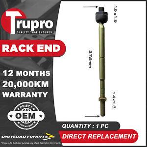 1 Pc Rack End 277mm Long for BMW 1 SERIES E82 E87 E88 3 SERIES E90 E92 E93 04-ON