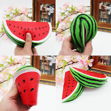 Watermelon Cute Fun Slow Rising Cartoon Doll Toy Squeeze Stress Relief Toy UK
