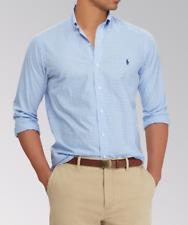 NWT BIG & TALL Polo Ralph Lauren Long Sleeve cotton Stretch Sport Shirt oxford