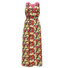 Vestiti da donna floreale multicolore taglia XL